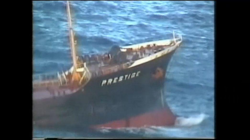 Prestige oil spill: court awards Spain 1.6 billion euros in damages