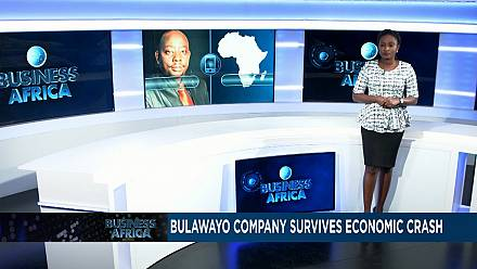 Zimbabwe's Bulawayo company survives harsh economic conditions [Business Africa]