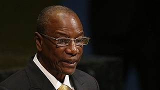 Zimbabwe takeover 'seems like a coup' - A.U. chair Conde worried
