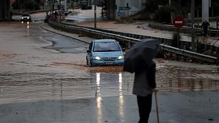 Ολοκληρωτική καταστροφή, λένε οι αρμόδιοι στο euronews