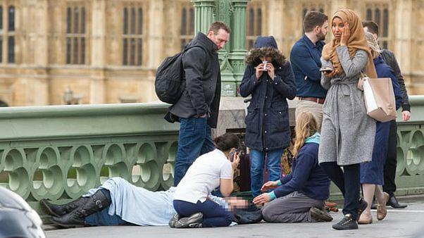 """حقائق جديدة عن صورة """"المسلمة اللامبالية"""" إثر اعتداءات لندن"""