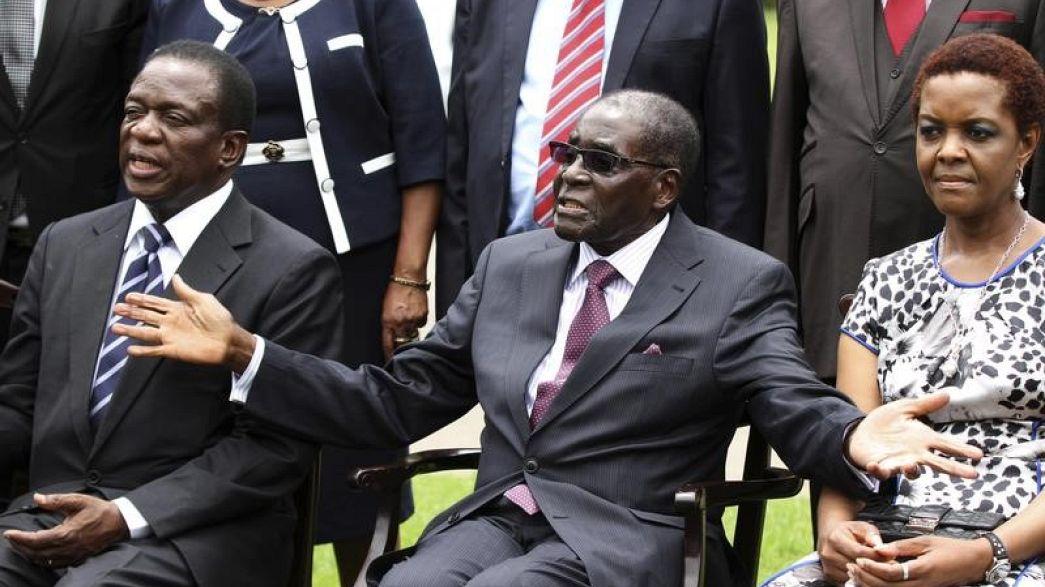 """تعرف على """"التمساح"""".. العقل المدبر للانقلاب في زيمبابوي"""