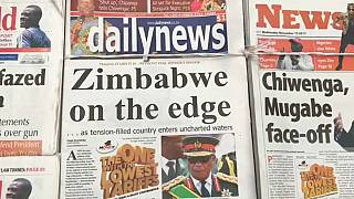 A zimbabwei káosz háttere