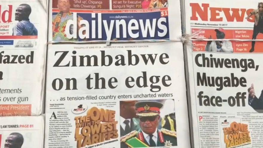 Борьба за власть в Зимбабве