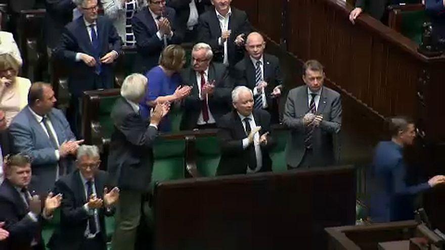 """""""Breves de Bruxelas"""": sinal politico à Polónia e condições dos migrantes"""