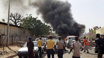 Nigeria : au moins 12 morts dans un quadruple attentat-suicide