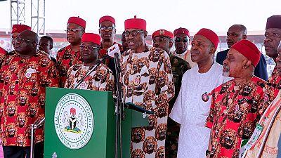 Biafra secession 'senseless propaganda' – Buhari fires IPOB in Anambra