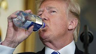 "Trump y el ""Bottlegate"" (...o Watergate)"