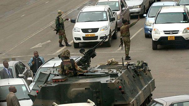 Zimbabwe a puccs után
