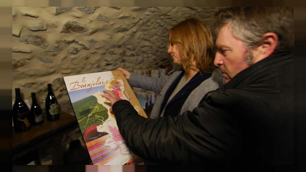 Le Beaujolais nouveau, un produit de luxe à l'étranger