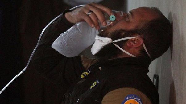مواجهة جديدة بين واشنطن وموسكو حول ملف الهجمات الكيميائية في سوريا