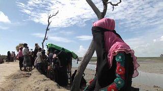 Una Schlinder birmana salva a cientos de rohinyás