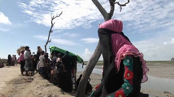 Heroes emerge from the Rohingya refugee crisis