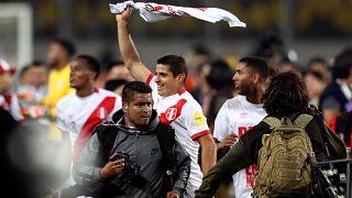 Peru de regresso ao Mundial após obter último bilhete para a Rússia