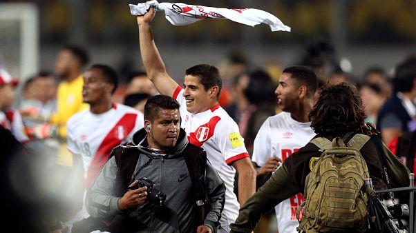 Perú se clasifica para el Mundial de Rusia de 2018