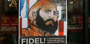 """Fidel"" chega a Londres"