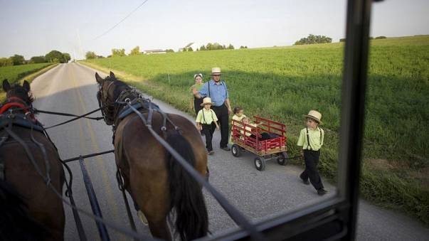 Genetic mutation found in secluded Amish community could make them live longer