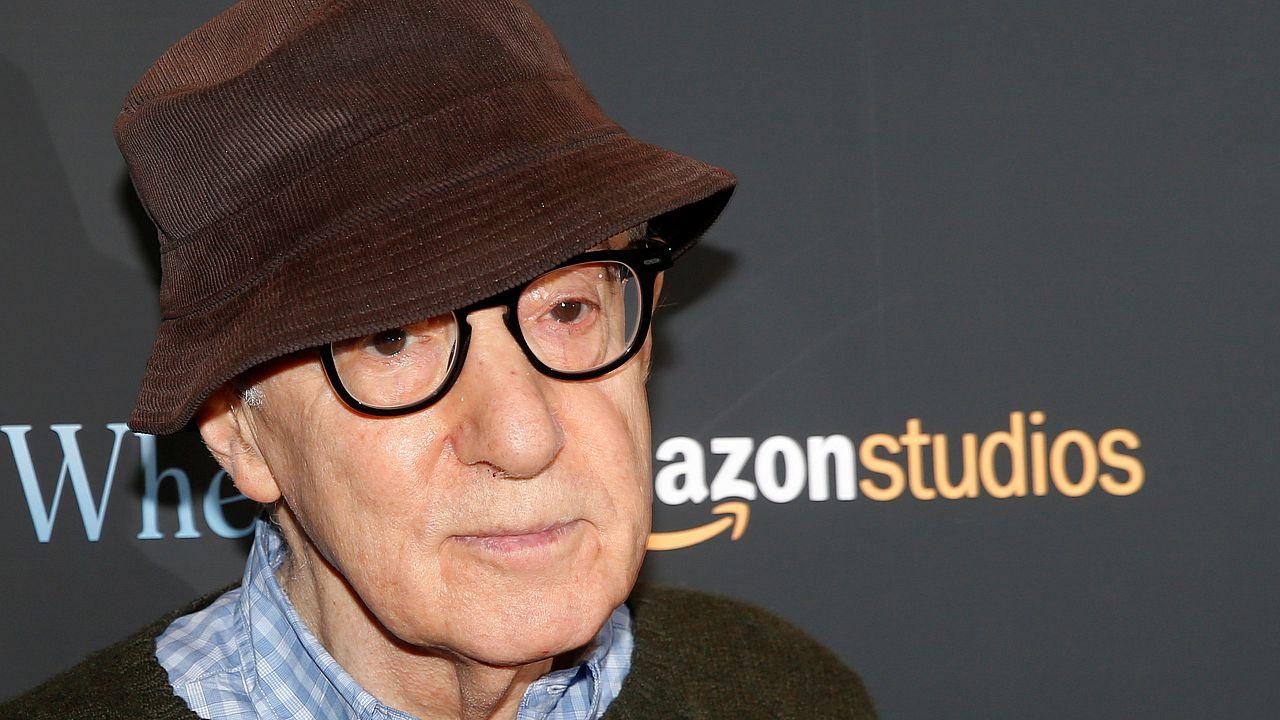"""Woody Allen numa """"Roda Gigante"""""""