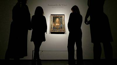 Listed: the world's most-expensive paintings sold at auction