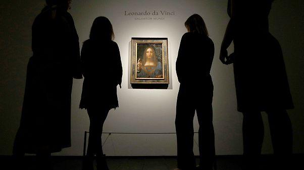 Los cuadros más caros del mundo vendidos en subastas