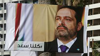 Libanon: Saad Hariri nimmt Einladung nach Paris an