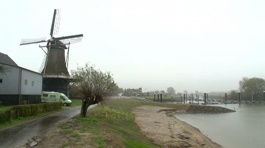 Dutch show the way to deal with climate change