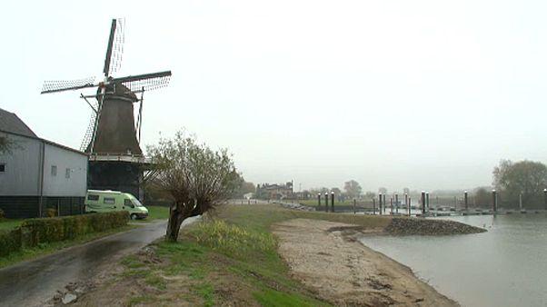 Hollandia homokkal harcol a klímaváltozás ellen