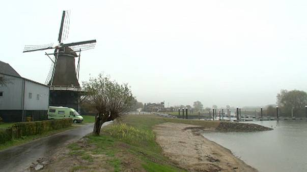 Holanda se prepara para el cambio climático