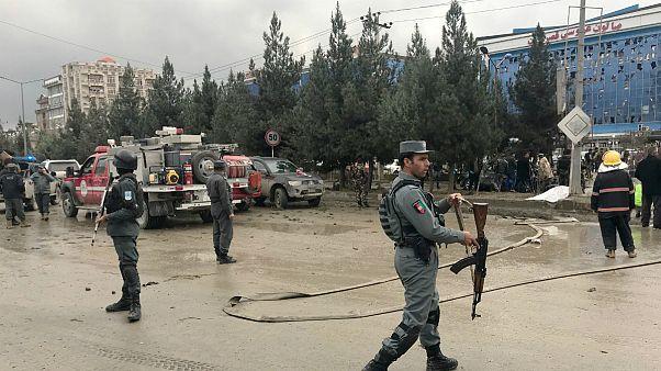انفجار در کابل افغانستان دستکم ۹ کشته برجای گذاشت