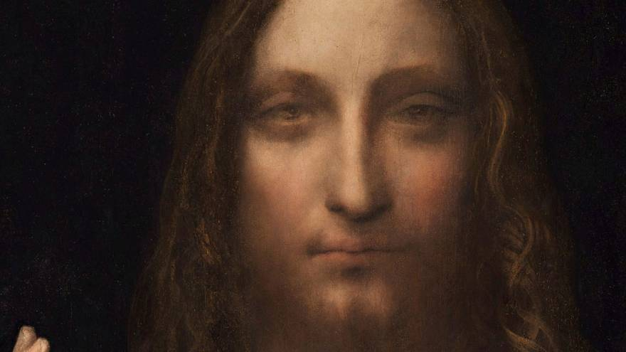 "L'incroyable destin du ""Salvator Mundi"" de Léonard de Vinci"