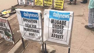 Mugabe promete cumprir mandato