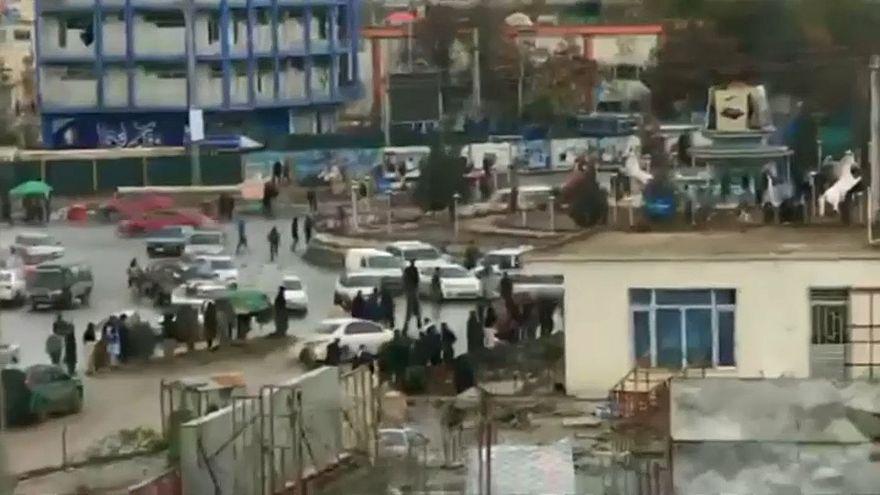 تفجير انتحاري في العاصمة الأفغانية كابول وداعش يتبنى الاعتداء