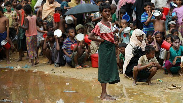 Human Rights Watch: Massenvergewaltigungen in Myanmar