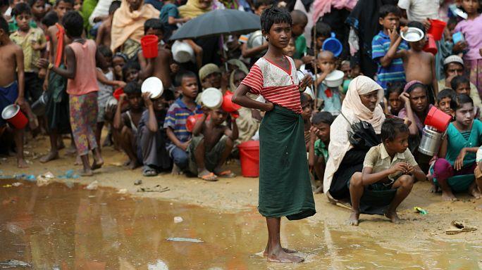 Myanmar: ong accusa l'esercito di stupri e omicidi contro i Rohingya