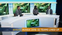 32 teams line up for Russia 2018. Who's in? [Sport]
