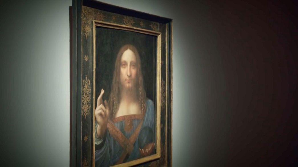 Porque pagaram 450 milhões por um quadro de Da Vinci?