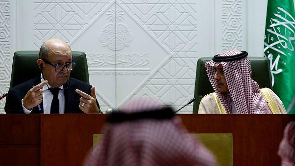 الجبير: الحريري حرّ في مغادرة السعودية متى يشاء
