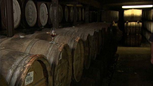 Le whisky écossais a la gueule de bois
