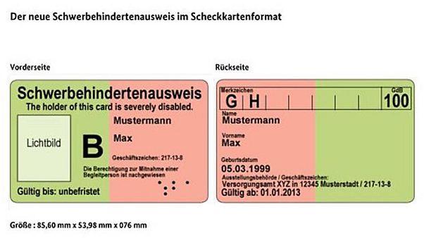 """Hamburger Mädchen erfindet den """"Schwer-in-Ordnung-Ausweis"""""""