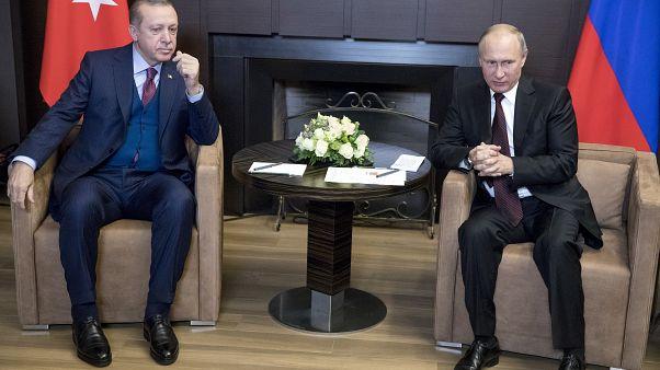الكرملين: اجتماع روسي تركي إيراني حول سوريا في سوتشي بعد أسبوع