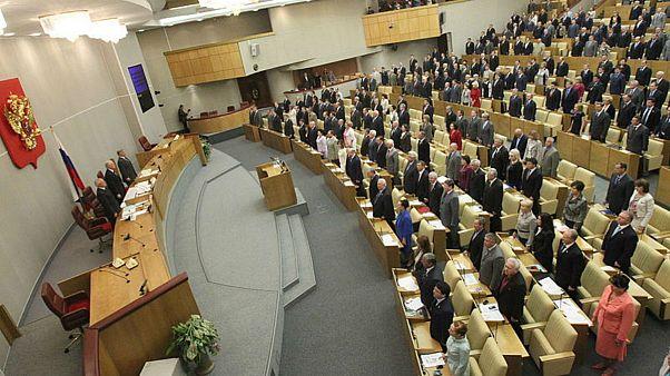 روسیه «صدای آمریکا» و «رادیو آزادی» را «عامل بیگانه» میخواند