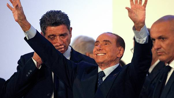 Берлускони отсудил у бывшей жены 60 миллионов