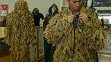 Türk mühendislerin geliştirdiği 'gizlenme kumaşı' seri üretime başladı