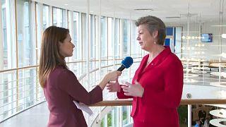 Σουηδή υπουργός Απασχόλησης: Ανάπτυξη και κοινωνική Ευρώπη πηγαίνουν χέρι-χέρι