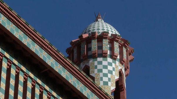Reabre sus puertas la primera casa diseñada por Gaudí