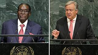 Zimbabwe crisis a 'confusing situation,' U.N. wants 'democratic closure'