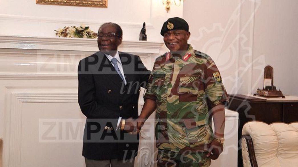 Mugabe ile ordu müzakere masasında