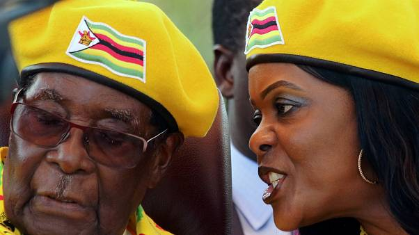 Zimbabwe: Mugabe's 'fall from Grace'