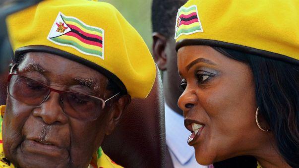 Zimbabwe: Mugabe's 'fall from Grace'