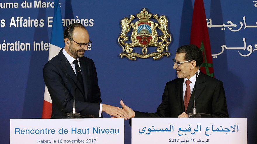 المغرب وفرنسا يعززان تعاونهما ب17 اتفاقية في مختلف المجالات